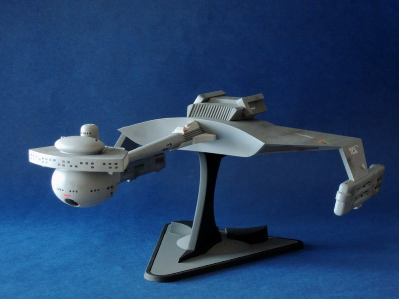 Klingon Battle Cruiser D7- REVELL Dscn1627