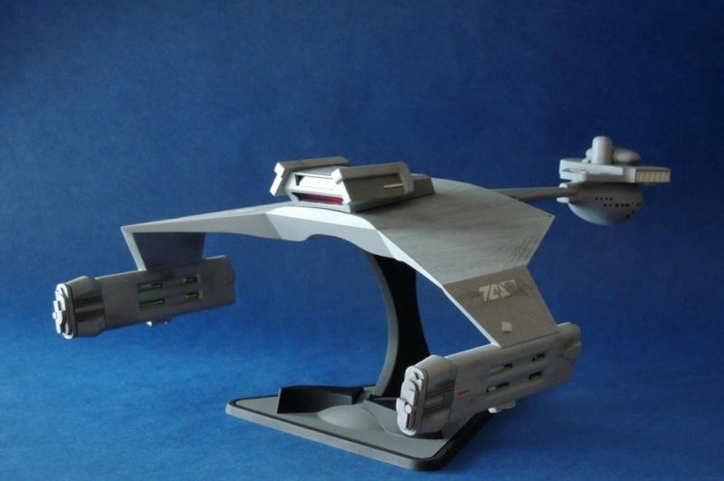 Klingon Battle Cruiser D7- REVELL Dscn1628