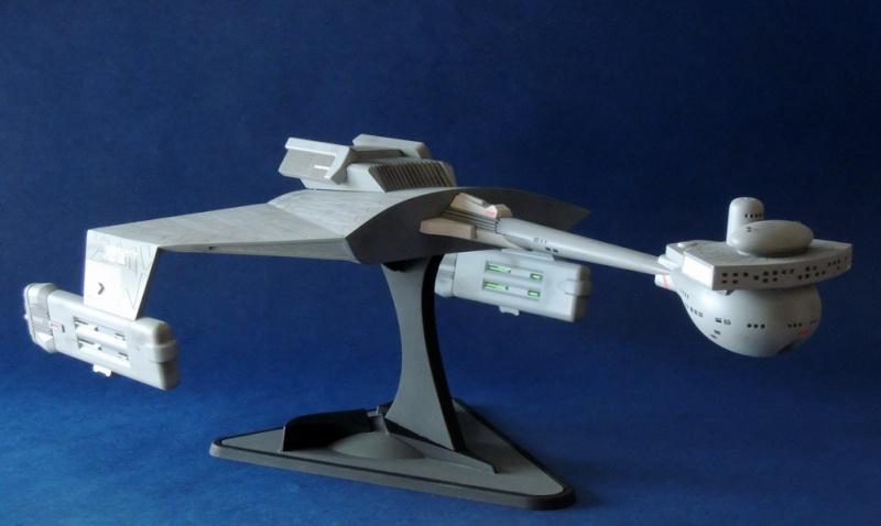 Klingon Battle Cruiser D7- REVELL Dscn1631