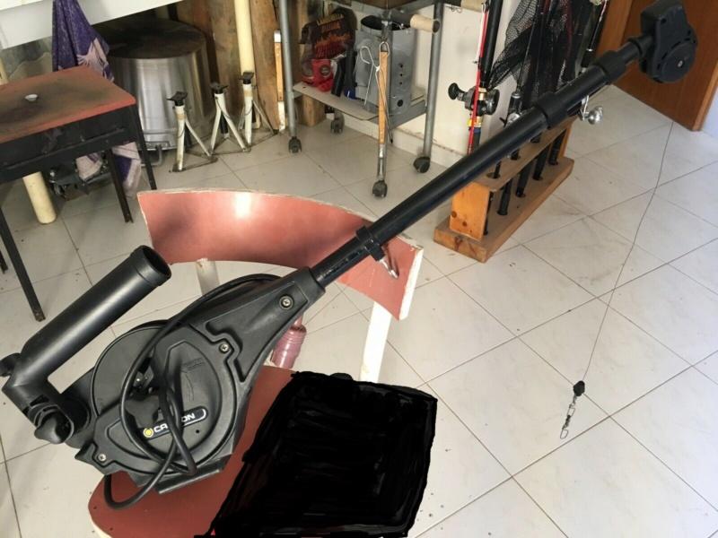 [VENDO] Affondatore elettrico Cannon Mag 10 STX/E 1_copi10