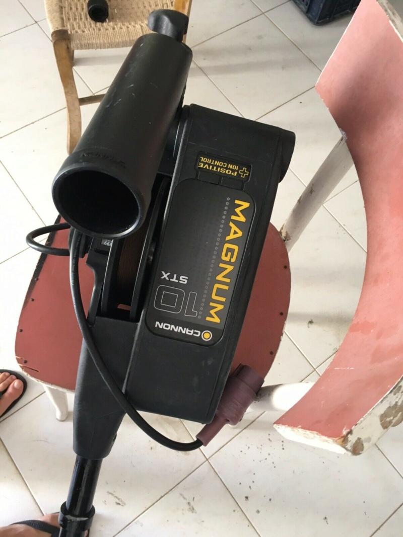 [VENDO] Affondatore elettrico Cannon Mag 10 STX/E 310