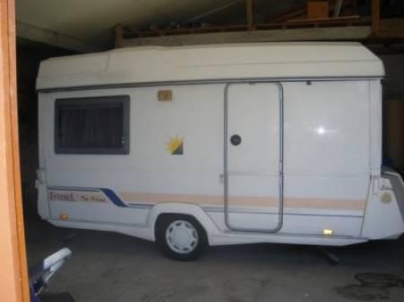 caravane casita pliante rigide Xr80ny10