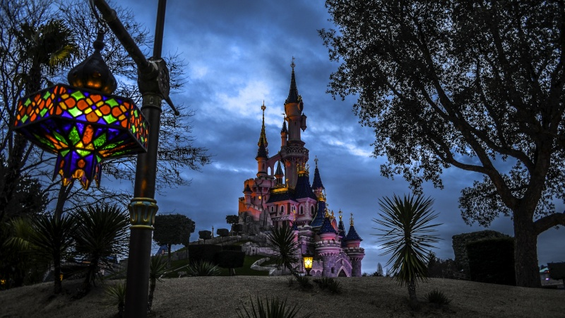 Photos de Disneyland Paris en HDR (High Dynamic Range) ! - Page 3 Chatea10