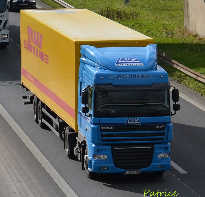 BOS Logistics & Transport (Bergschenhoek - Schiphol) 250p10