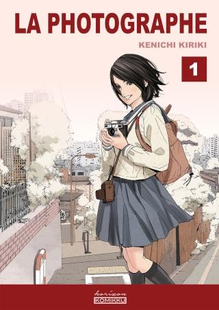 [MANGA] La Photographe (Tokyo Shutter Girl) Couver10