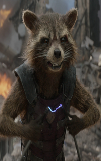 Rocket Raccoon Rocket11