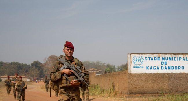 """La """"3"""" rentre de centrafrique Centra10"""