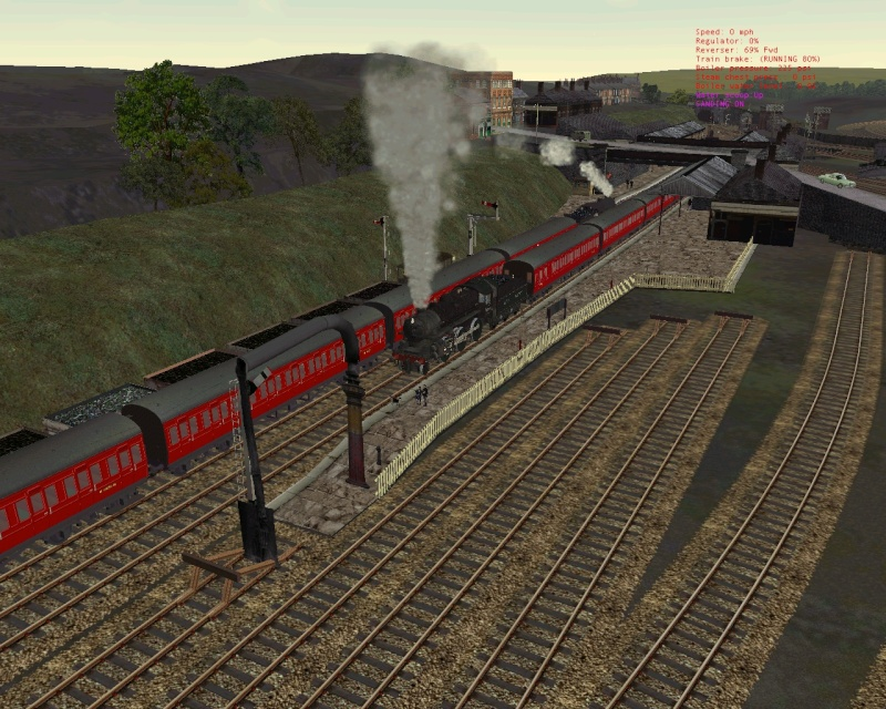 steam on the Potts Scrgrb36