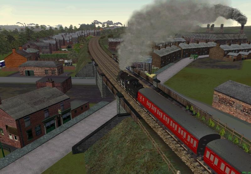 steam on the Potts Scrgrb38