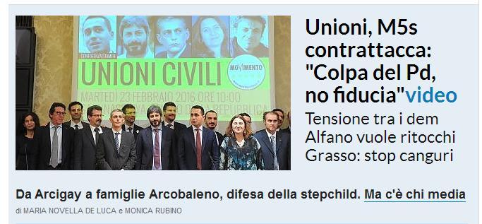 Unioni e adozioni Unioni10