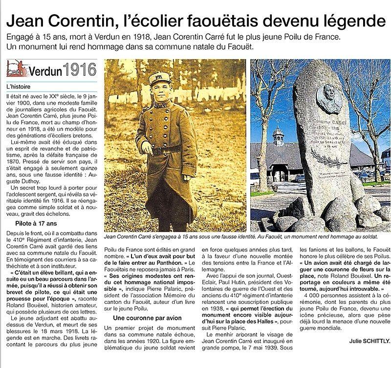[ Histoires et histoire ] LE CENTENAIRE DE LA GRANDE GUERRE - Page 3 Of10