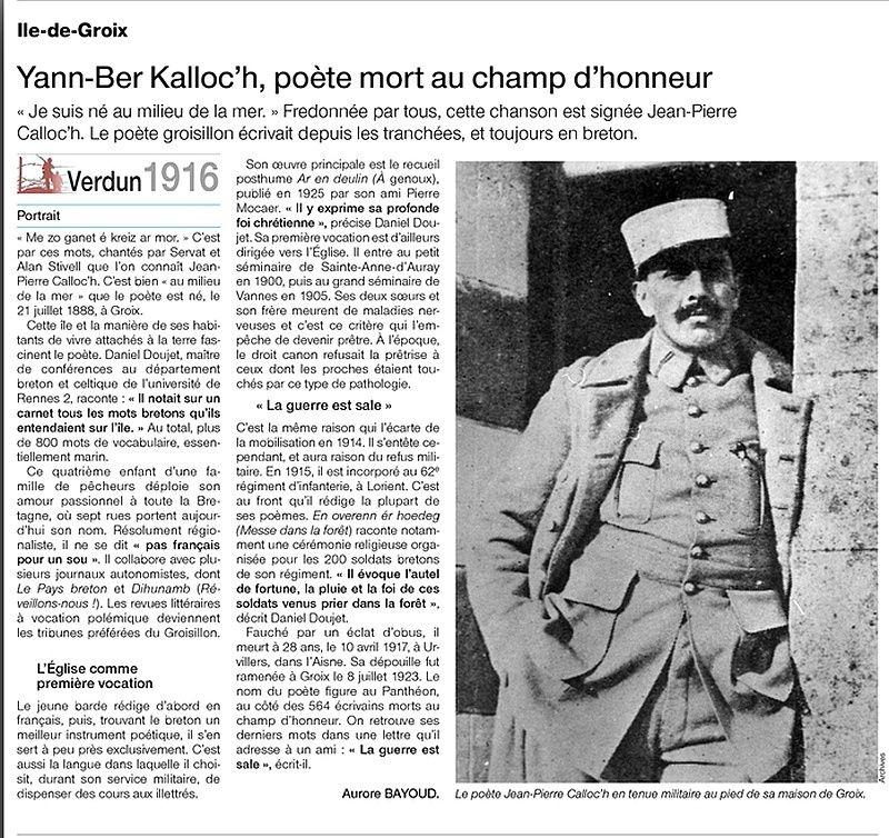 [ Histoires et histoire ] LE CENTENAIRE DE LA GRANDE GUERRE - Page 3 Screen11
