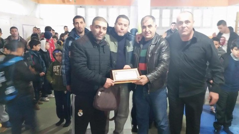 Tournoi de Judo à la mémoire  de Samir Meziane et Allaoua Belkasmi le 12 mars à Aokas  1510