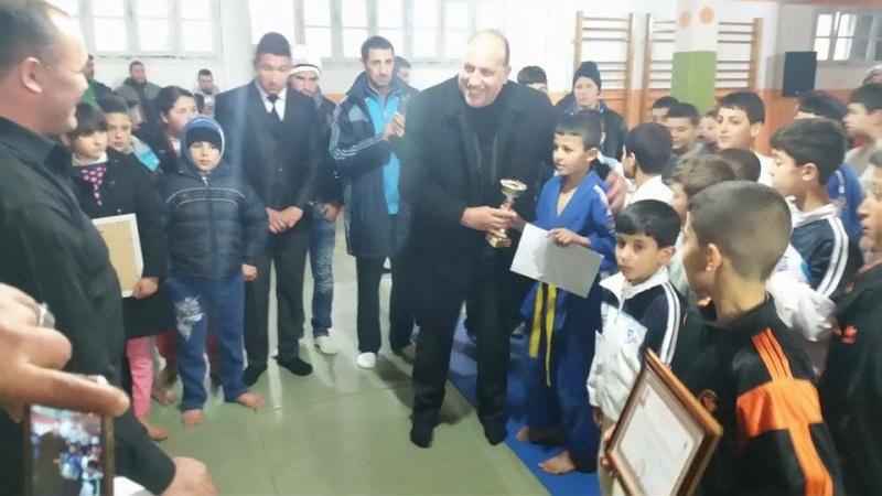 Tournoi de Judo à la mémoire  de Samir Meziane et Allaoua Belkasmi le 12 mars à Aokas  2310