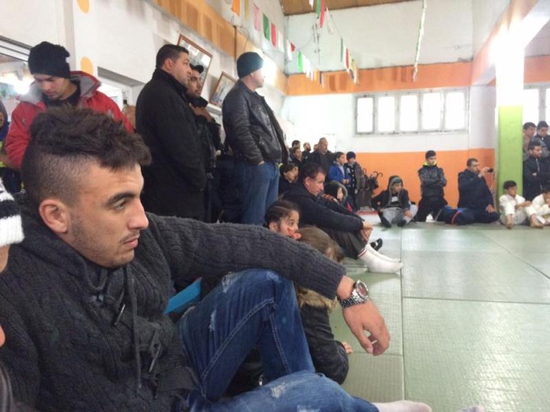 Tournoi de Judo à la mémoire  de Samir Meziane et Allaoua Belkasmi le 12 mars à Aokas  611