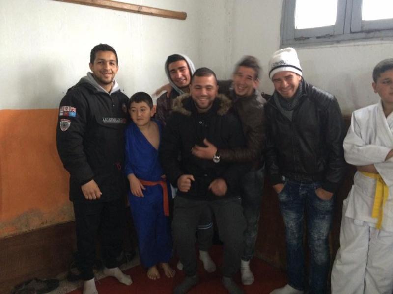 Tournoi de Judo à la mémoire  de Samir Meziane et Allaoua Belkasmi le 12 mars à Aokas  911