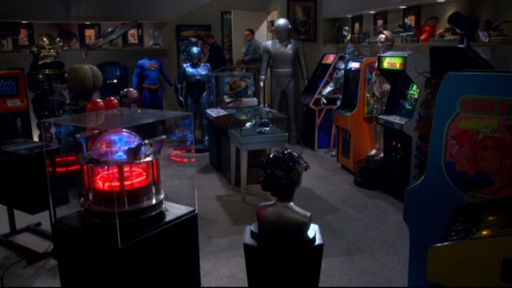 La cave(rne) d'Ali baba est dans The Big bang theory ! Bbt110
