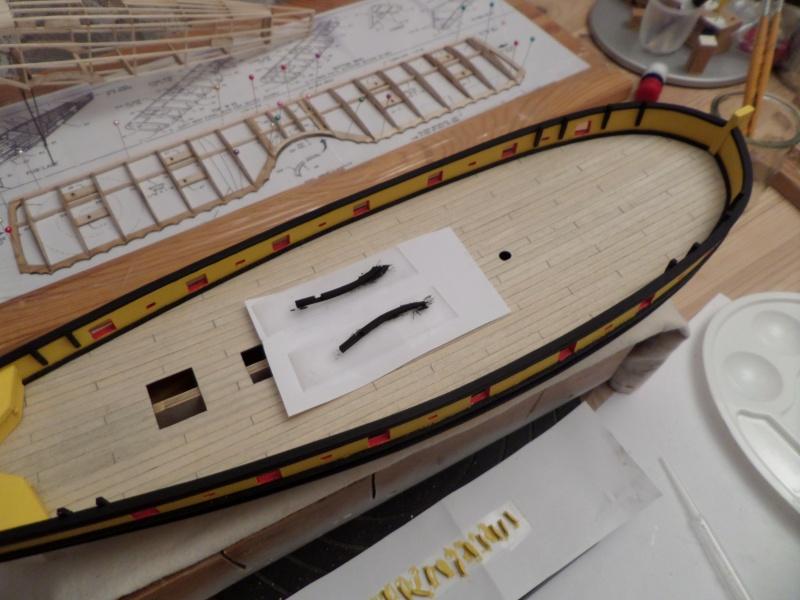 Le Renard échelle 1/50 kit Artesania Latina - Page 5 Sam_1710