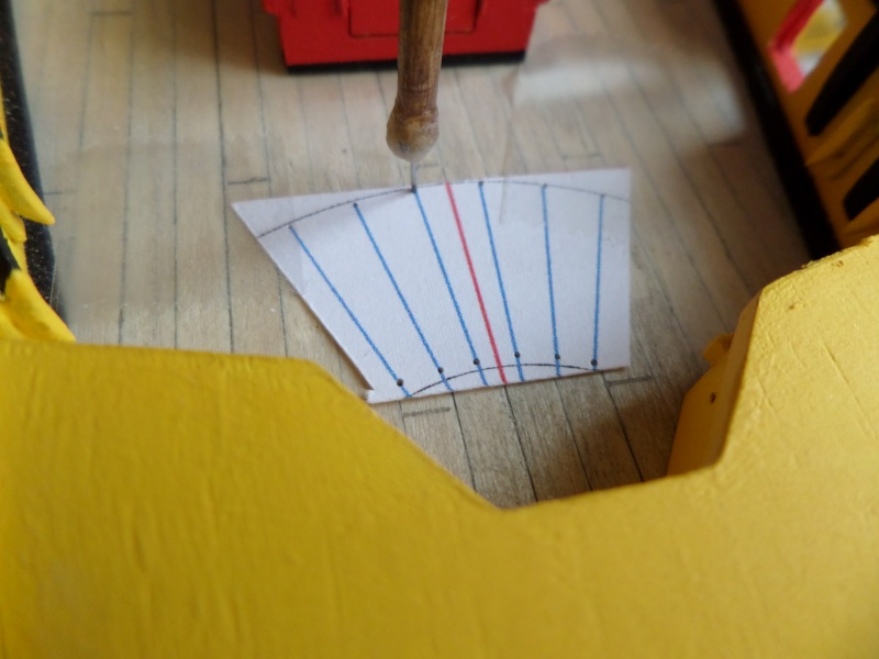 Le Renard échelle 1/50 kit Artesania Latina - Page 5 Sam_1729