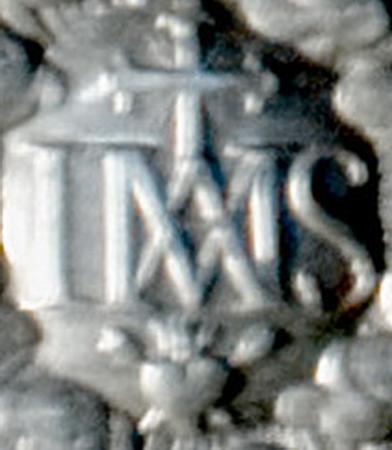 san augustin / jesus marie IHS MA (HAMERANI) (R.M. SXVIII-P84) 341_de10