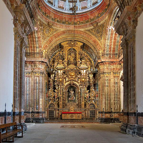 Santa Escolástica / Nuestra Señora del Socorro - MR490 (R.M. SXVIII-O306) Capill11
