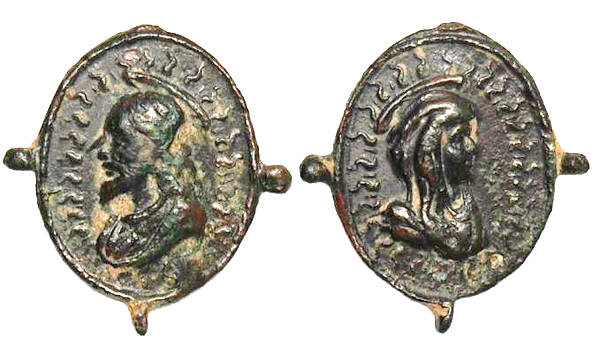 Recopilación medallas con el Rostro de Cristo ( Salvator Mvndi II) Jesucr10