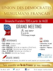 POUR VOUS METTRE DE BONNE HUMEUR ! Que cherche donc l'Union des Démocrates Musulmans Français dans les élections ?  Udmf-m10