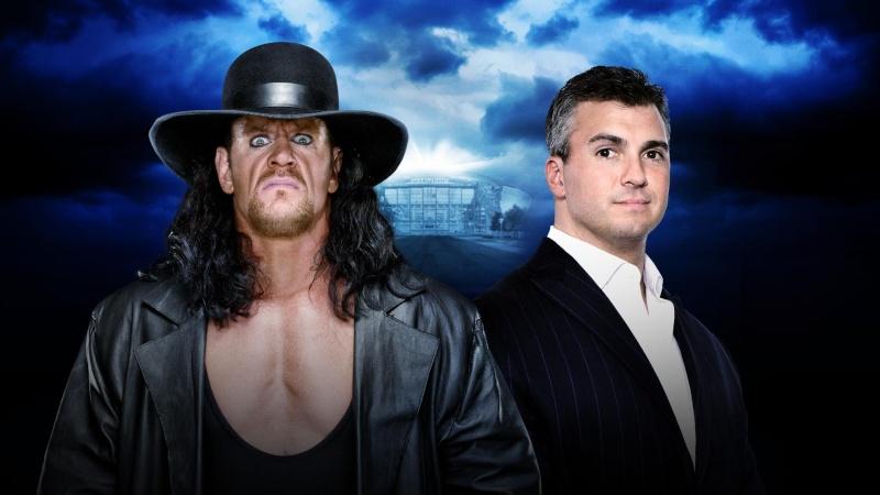 • WWE - Wrestlemania 32 • 20151011