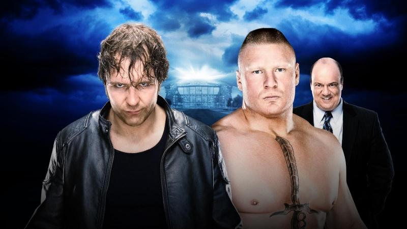 • WWE - Wrestlemania 32 • 20151012