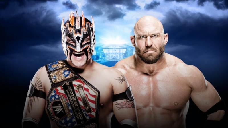 • WWE - Wrestlemania 32 • 20160313