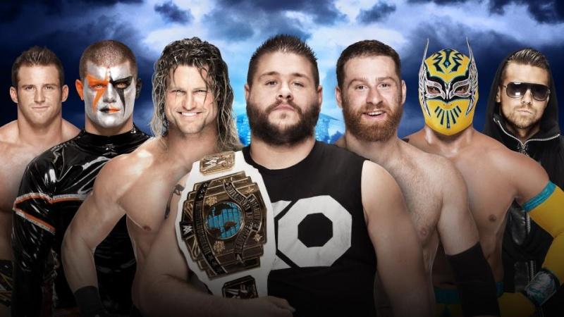 • WWE - Wrestlemania 32 • 20160314