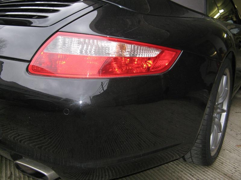 Porsche carrera 997 nera Img_3315