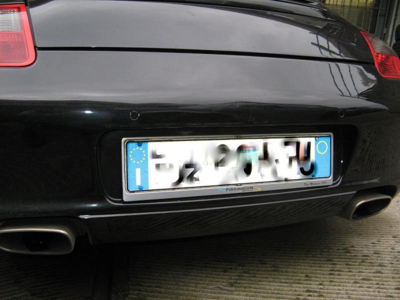 Porsche carrera 997 nera Img_3320