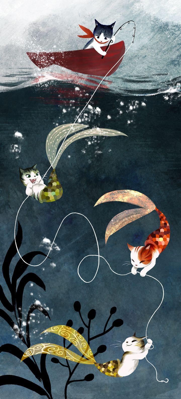 Cats & Fantasy ! 08b3ab11