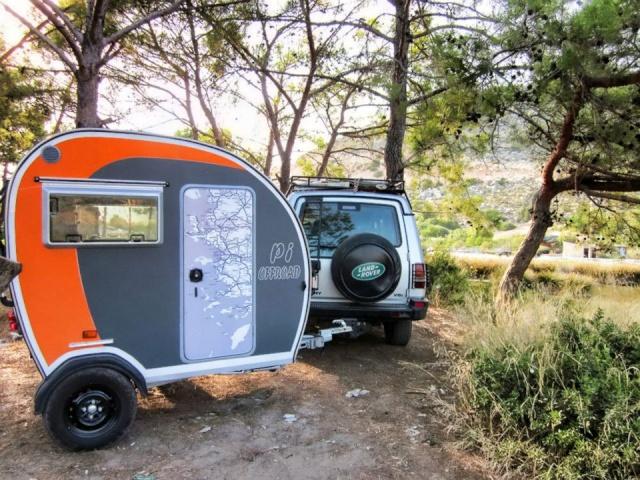 Pino Caravans UK 710