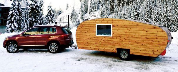 Une roulotte homemade en bois Captur16