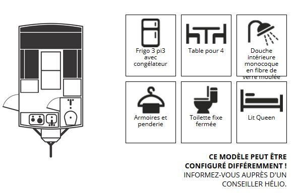 Mini-roulotte Hélio (produit du Québec)  Catara21