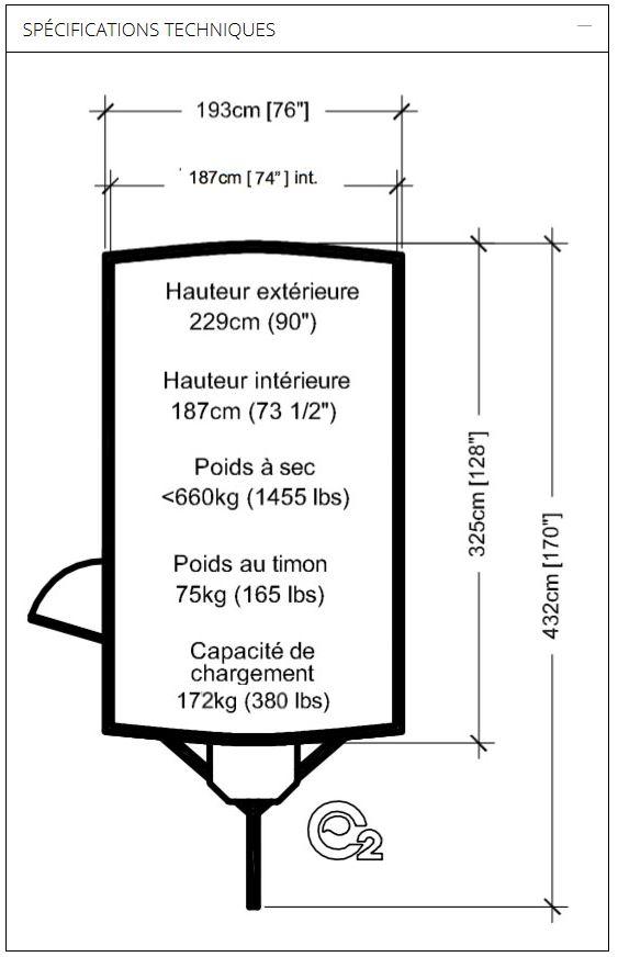 Mini-roulotte Hélio (produit du Québec)  Spyyci11