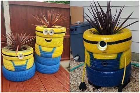 Recycler des pneus. 12195810