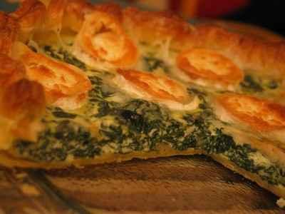 Mes recettes: Plats principaux légumes et féculents  Tarte-10