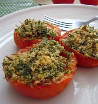Mes recettes: Plats principaux légumes et féculents  Tomate10