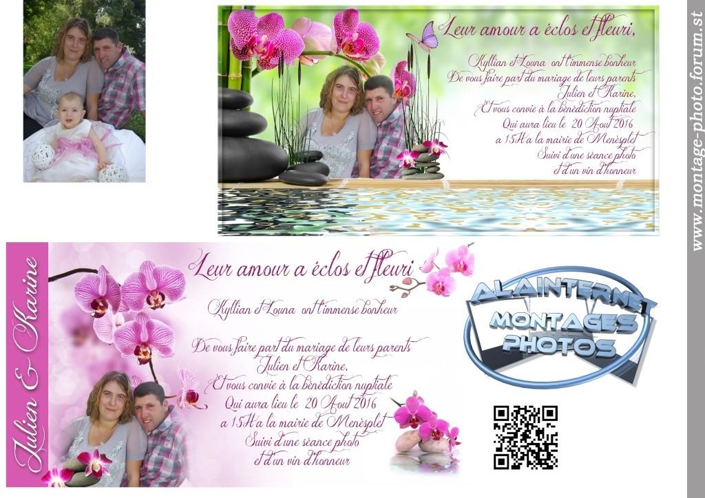 affiche de film personnalisée  sur theme mariage Sans_t20