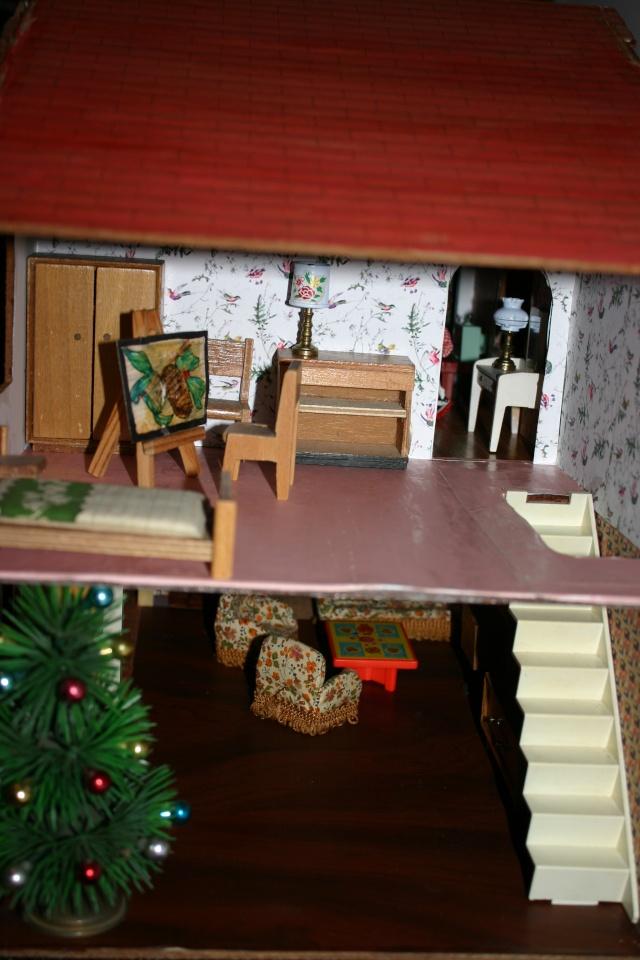 Maison Lundby et autres maisons de poupées de Lilas et Marie... - Page 3 Img_9023