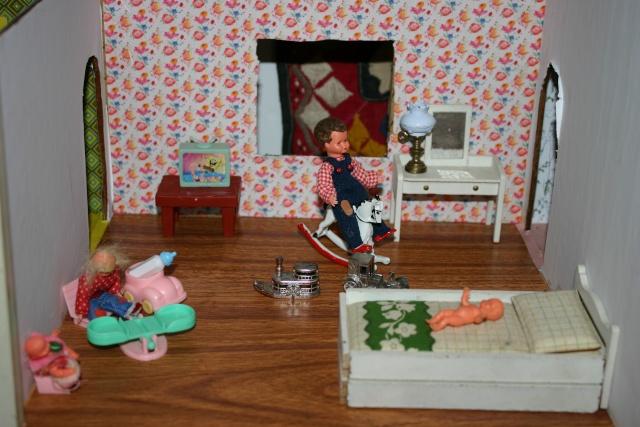 Maison Lundby et autres maisons de poupées de Lilas et Marie... - Page 3 Img_9037
