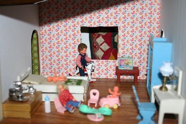 Maison Lundby et autres maisons de poupées de Lilas et Marie... - Page 3 Img_9039