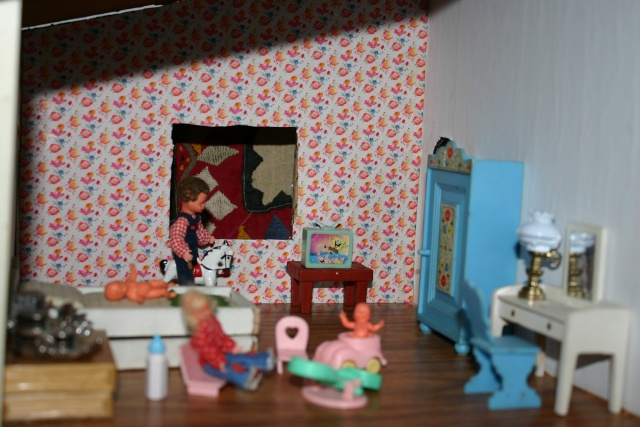 Maison Lundby et autres maisons de poupées de Lilas et Marie... - Page 3 Img_9040