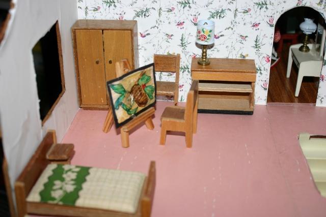 Maison Lundby et autres maisons de poupées de Lilas et Marie... - Page 3 Img_9041