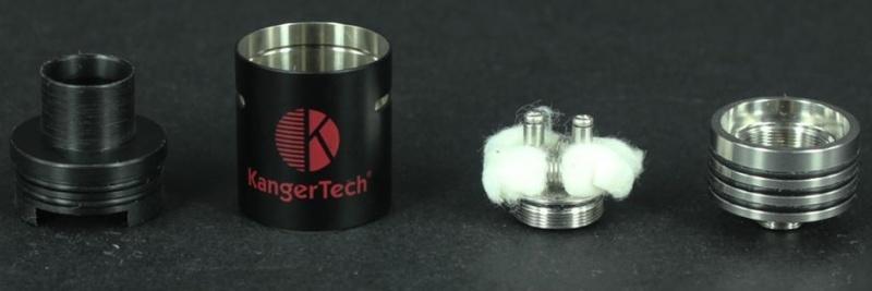 La DripBox par KangerTech : le dripper tout publics Sans_t10