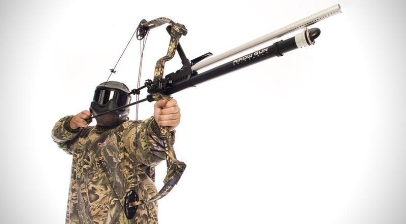 Archery Tag, encore une bonne idée américaine ^^ Bow-mo10