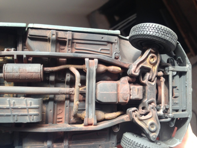 """amt Ford F150 `97 Styleside """"Moonshiner"""" 1/25 W10"""